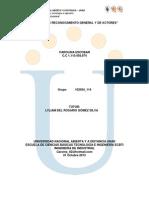 Matriz de Comunicacion Tc2
