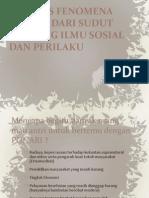 Analisis Fenomena Ponari Dari Sudut Pandang Ilmu Sosial