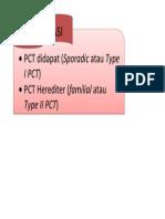 Klasifikasi PCT