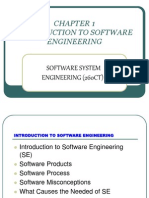 Software System Engineering Chp1