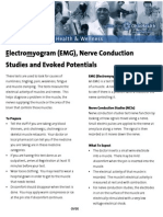 EMG and Nerve Conduction Studies Intranet Format 1203012