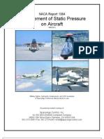 Naca Report 1364 (Static Pressure)