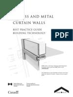 Glass Metal Curtain Walls