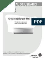 Yrhjz12, 18, 24 Manual de Usuario