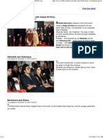 PIX Bachchans Get Together With Amjad Ali Khan - Rediff