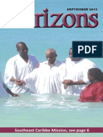 Horizons 2013 Sept