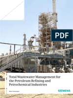 Wastewater Treatment - Refinery