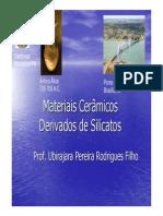 Materiais-Cerâmicos_Silicatos ok