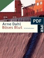 Dahl, Arne - Hjelm 01 - Boeses Blut