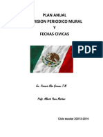 Plan Comision Periodico Mural