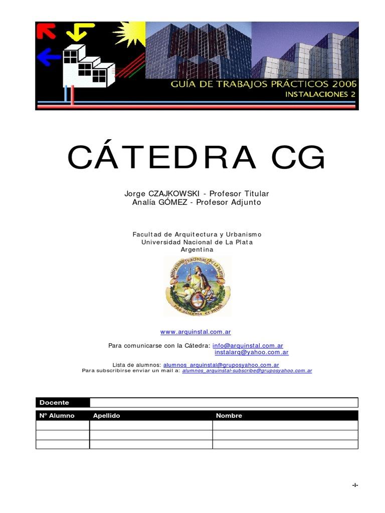 e37b4f65eb5d9 Catedra Instalaciones II