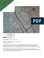 Caracterización de vías, manzanas y espacio público BOSA