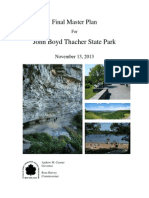 Thacher State Park Final Master Plan
