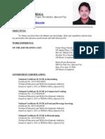John Carlo Cariaga Resume - Copy