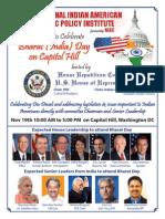 Bharat Day Invite