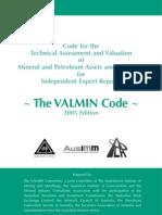 04the Valmin Code