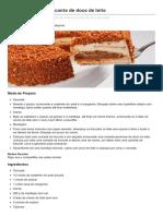 Receitassupreme.com.Br-Receita de Torta Crocante de Doce de Leite