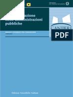 Manuale Piano Comunicazione Nelle PA