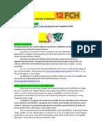 La Agenda Del Verde 140809