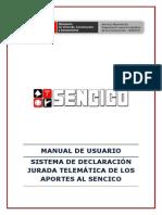 Manual de Usuario SENCICO