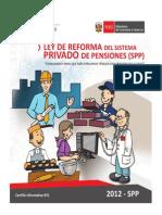 Cartilla Reforma SPP