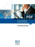 En Folder Telecommunication ILF