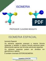 ISOMERRIA GEOMÉTRICA E ÓPTICA