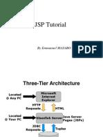 JSP Short Tutorial