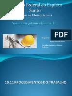 NR 10 - IFES (2)