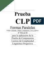 Protocolo CLP 4 B