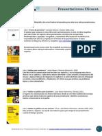 bibliografia presentaciones eficaces