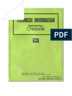 Technical Information Charade G10