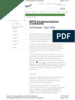 EPCglobal_RFID Implementation Cookbook