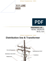 Distribution Line & Transformer