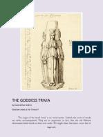 The Goddess Trivia
