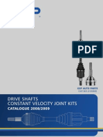 GSP Catalogue 2009