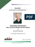 Goldsmith Participant Guide