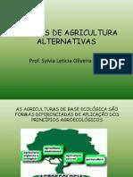 2. Escolas de Agricultura Alternativas