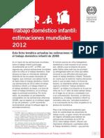 2013 Domestic Work Global Estimates 2012 ES