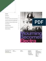 Mourning Electra Wk Pk