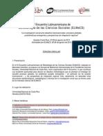 IV Encuentro Lat Met Cs Soc 2014 3a.circular