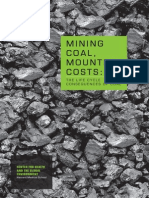 Harvard Coal Report Summary