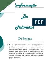 Conforma o de Polimeros