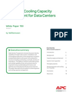 Power and Cooling Capacity Management for Data Centers