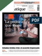 Le Monde Nov 13