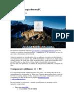 Nstalar Snow Leopard en Un PC