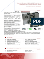 DDP400 Open-Frame and U-Chassis :