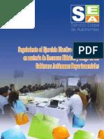 Seguimiento al Ejercicio Efectivo de Competencias en materia de Recursos Hídricos y Riego en los Gobiernos Autónomos Departamentales