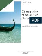 Composition et Couleur en Photographie - Harald Mante