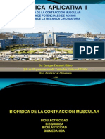 Biofisica Aplicativa I DCC 2011